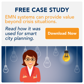 Free case study. How one city found another use for their emergency mass notification system.